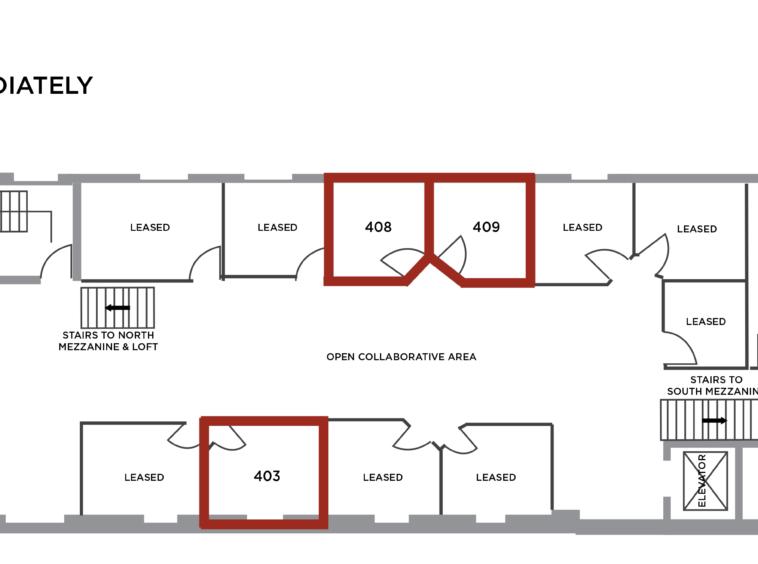 Fourth Floor Plan 07.03.2020